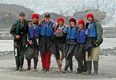 , Glacier Bay, , Alaska. Brian Beard - CIP