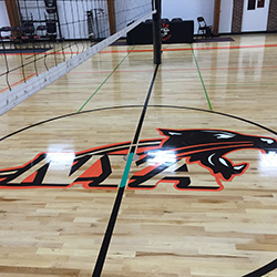 Athletic Facilities gym
