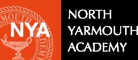 NYA Logo White