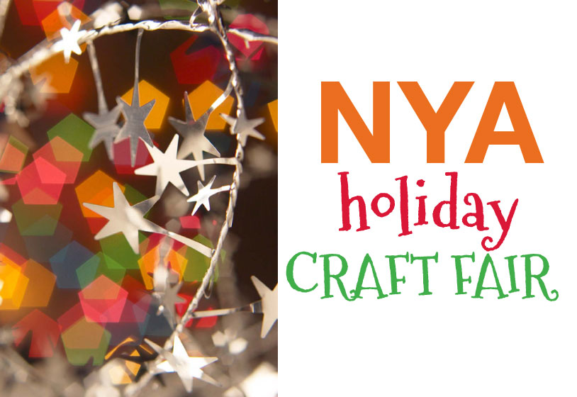 NYA Holiday Craft Fair