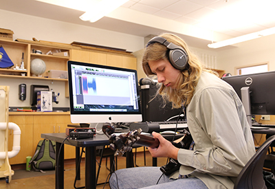 Innovation Lab, North Yarmouth Academy, Yarmouth, Maine, Brian Beard - CIP