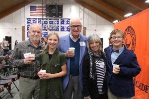 Grandparents Day, North Yarmouth Academy, Yarmouth, Maine, Brian Beard - CIP