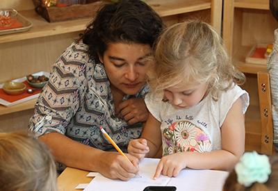 NYA Lower School Classroom Montessori