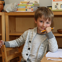 NYA Montessori Classroom