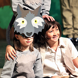 The Jungle Book Production by NYA Lower School students