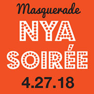2018 NYA Soiree graphic