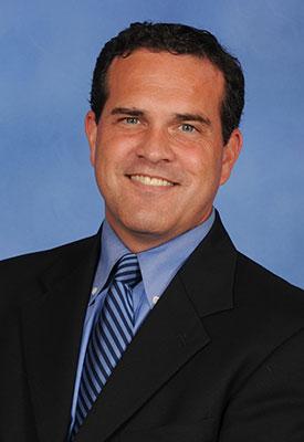 Coach Mike Warde
