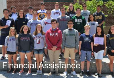 NYA Financial Assistance