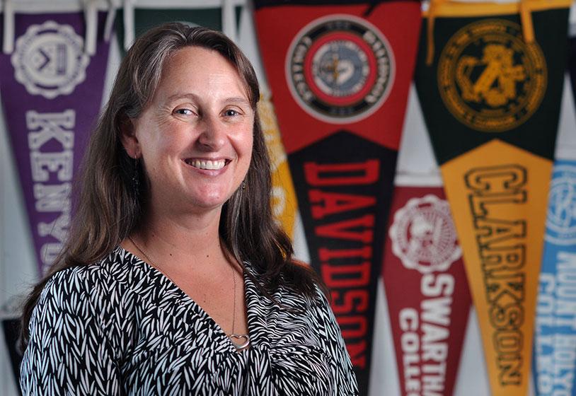 Katherine Thomas, NYA College Counseling Director