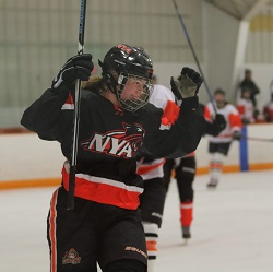 NYA girls prep hockey square