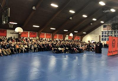NYA GP Day Senior Speech