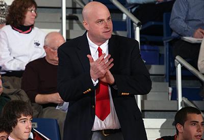 NYA Coach Tom Robinson