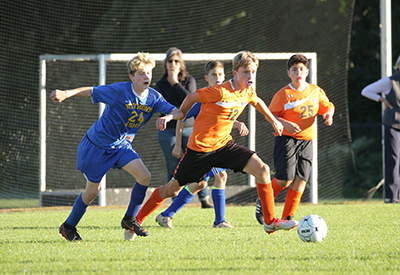 NYA Boys Soccer