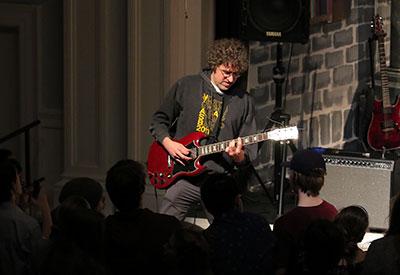 R Markonish at NYA Studio Band Last Waltz 18