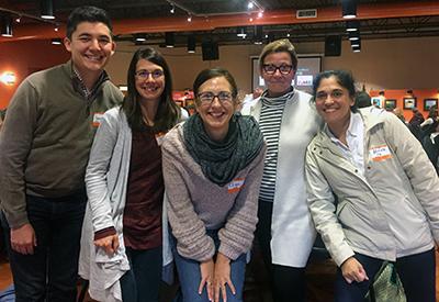 NYA MCL Teachers at TCI Confernece