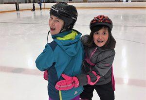 NYA grades 3-4 skating for PE