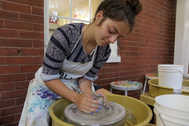 Pottery Wheel NYA