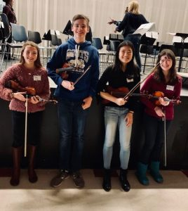 Middle School Newsletter for January 13, 2019 - North