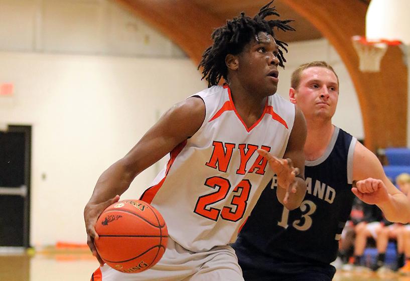 NYA Basketball 2019_T King