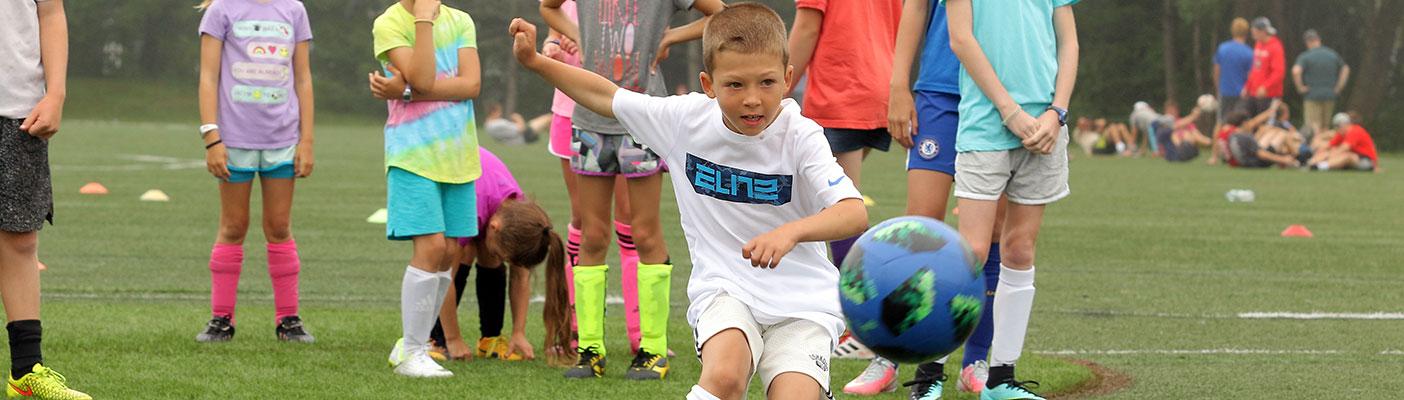 NYA Soccer Camp 2018