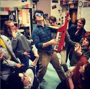 Studio Band 80's 2019