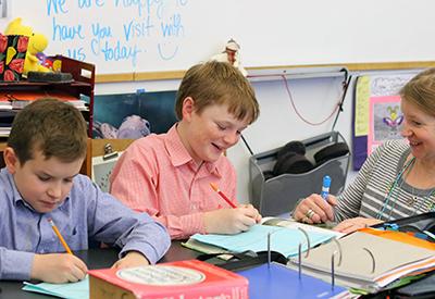 NYA 5th Grade Classroom 2019 story