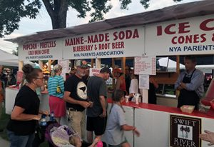 Clam Fest Booth 2019