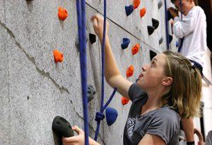 Climbing Wall NYA