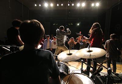 Studio Band Last Waltz 2019 NYA