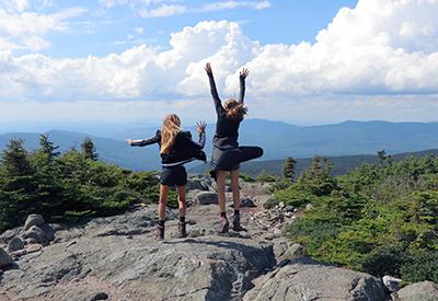 White Mountains, NH, MS Leadership Trip 2019