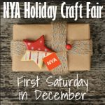 NYA Craft Fair Button