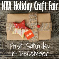 NYA Craft Fair Button