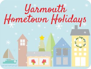 Yarmouth Hometown Holidays graphic