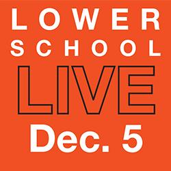 Lower School LIve Button