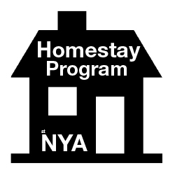NYA Homestay Button