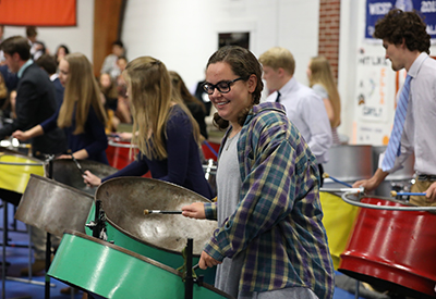 NYA Steel Drums GP Day 2019