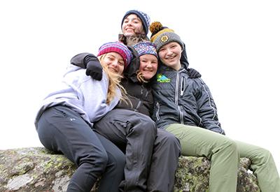 NYA in White Mountains NH 2020