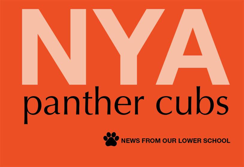 Newsletter Header Panther Cubs 2020