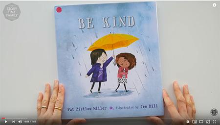 Video - Be Kind by Pat Zietlow
