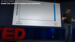 Inside the Mind of a Procrastinator
