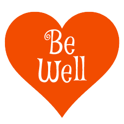 Be Well Heart