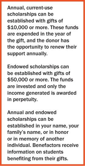 Scholarship Box
