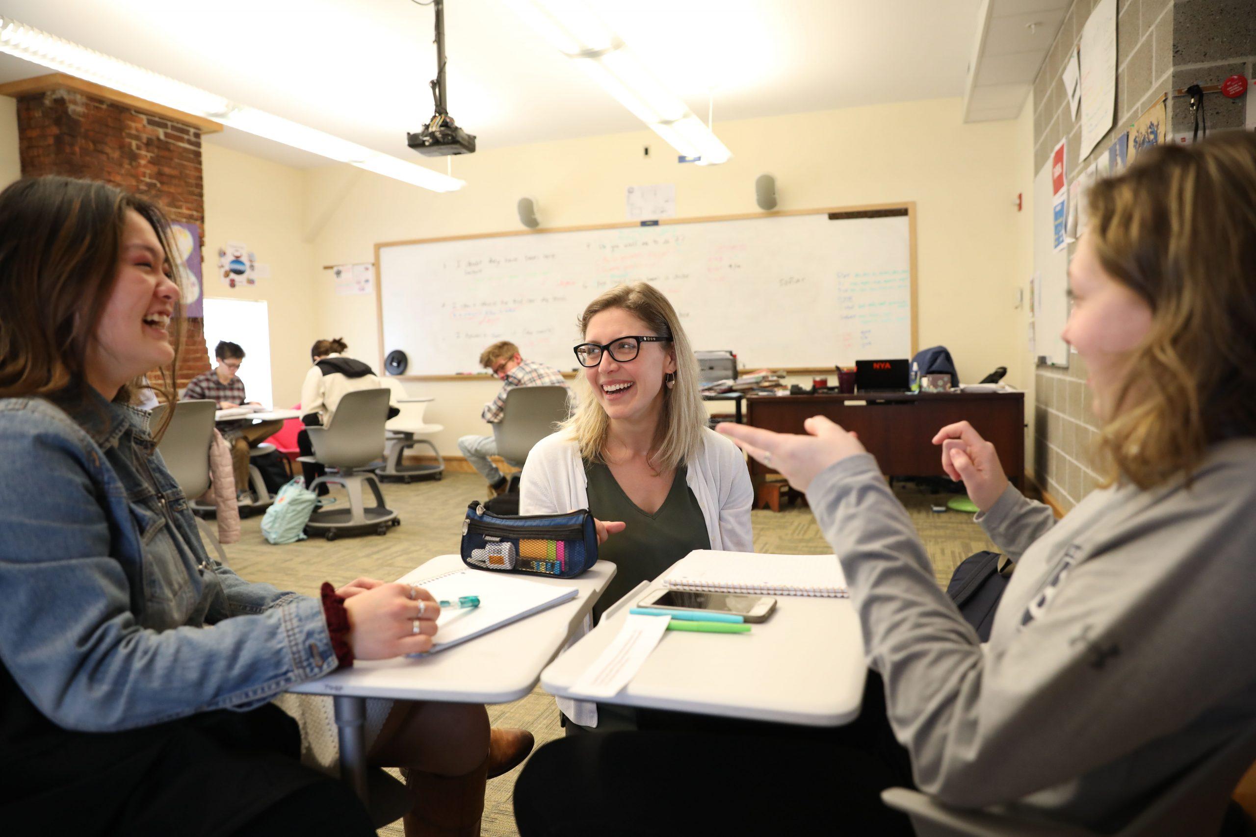 NYA Classroom