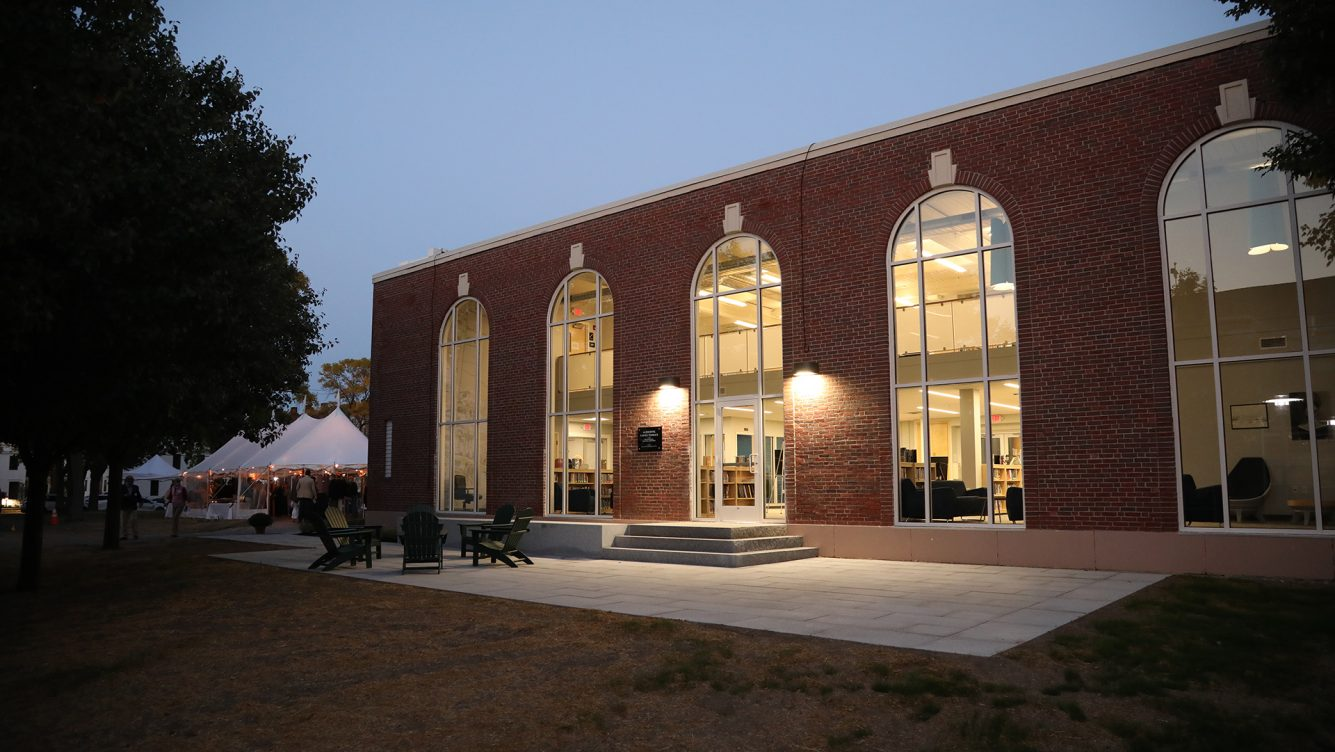 NYA Learning Commons Night
