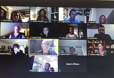 Alumni Leadership Council Screenshot