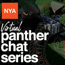 Panther Chat Button