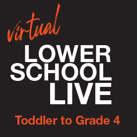Lower School Live Button