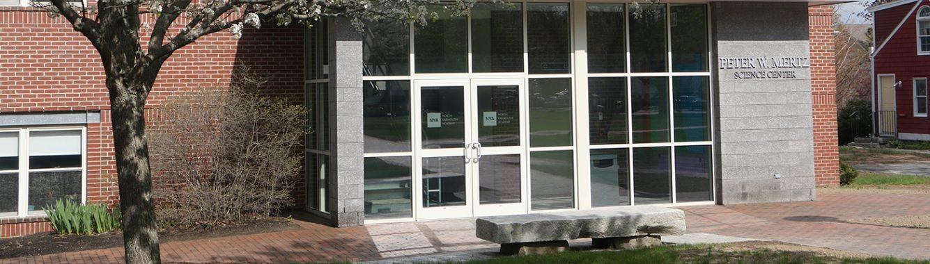 Mertz Science Building NYA