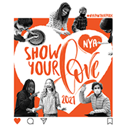 Show Your Love NYA 2021