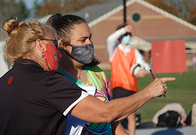 NYA Outdoor Volleyball Fall 2020